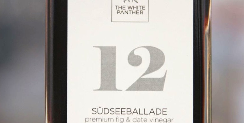 Vinegar no. 12 - Südseeballade - Feige & Dattel
