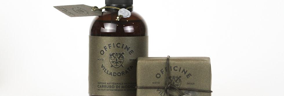 Carrubo di Modica - Flüssigseife by Officine Villadorata
