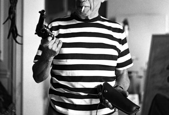 Pablo Picasso, Magazine #59, Edition 5
