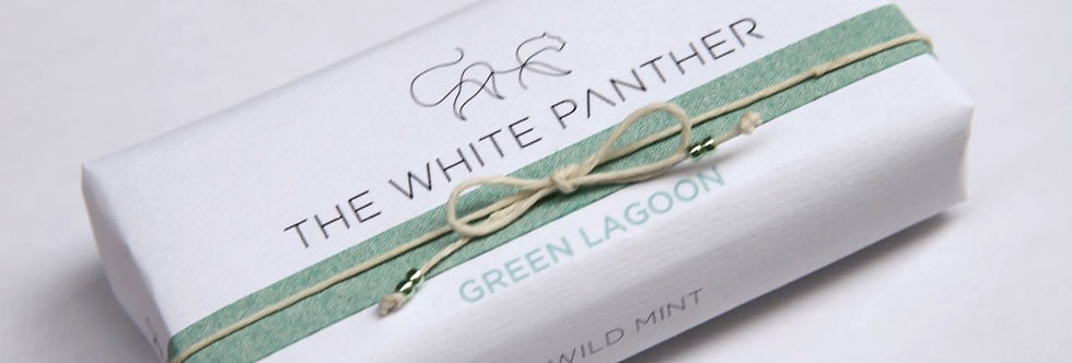 Green Lagoon I - Naturseife - Wild Mint