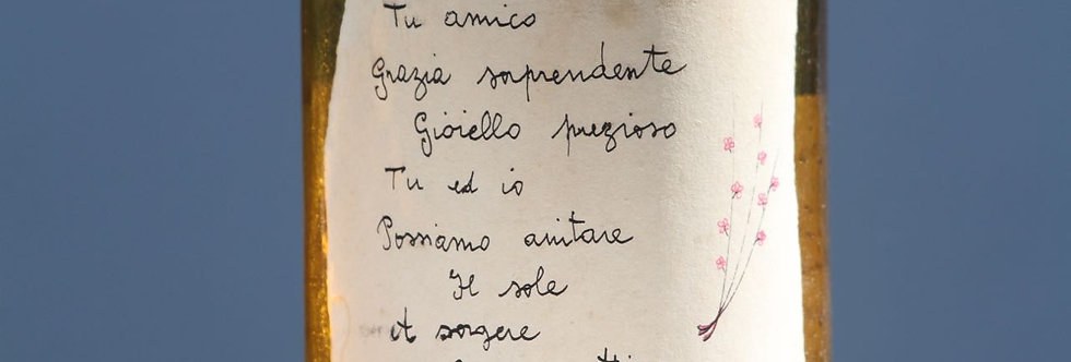 Gedicht für einen Freund (Doppeletikette) - Grappa Levi (1991)