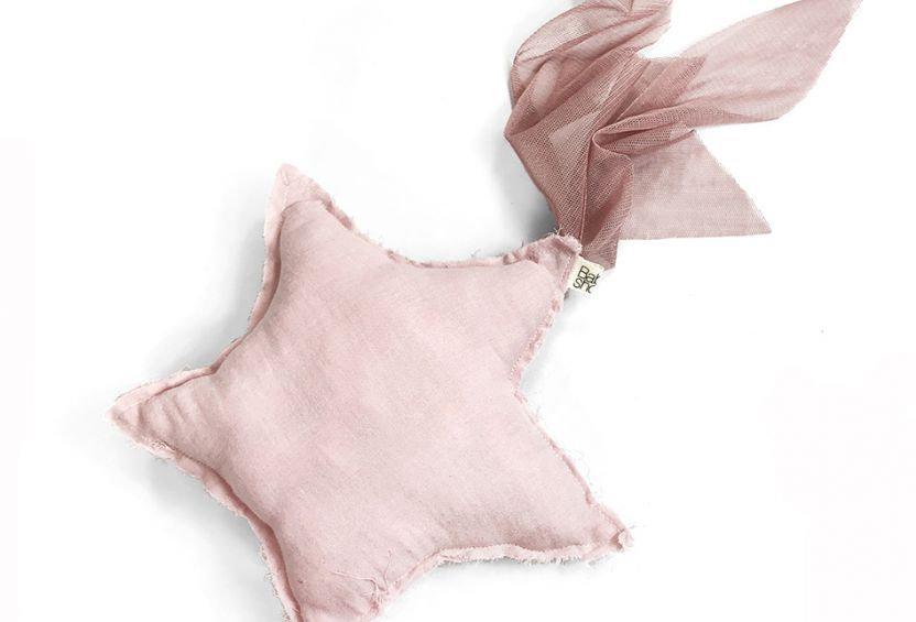 Sternenkissen 'shooting star' - petal powder