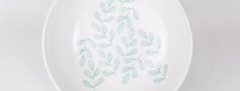Dreamy girl - fancy mint bowl