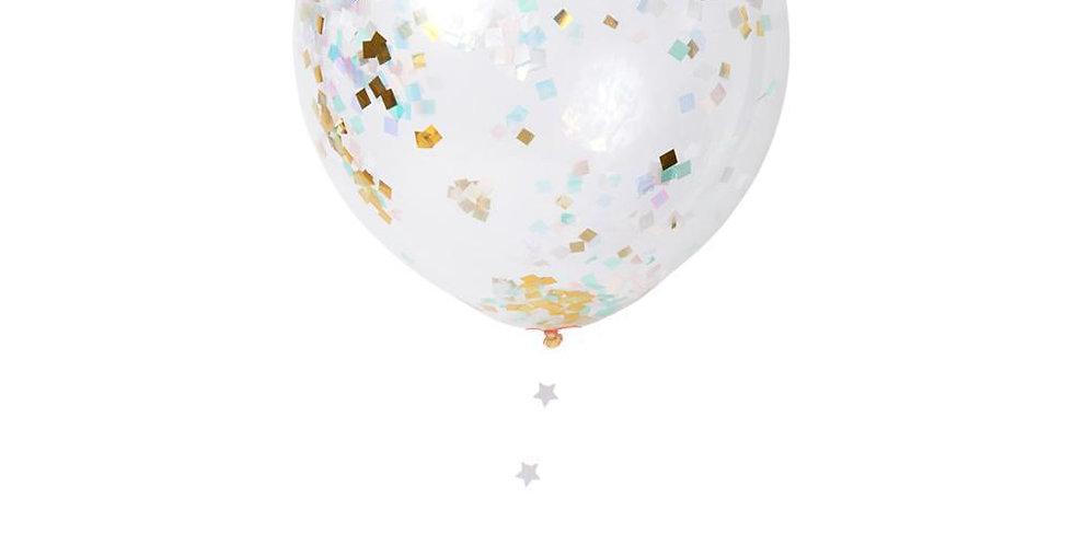 Confetti-Ballon Kit - Meri Meri