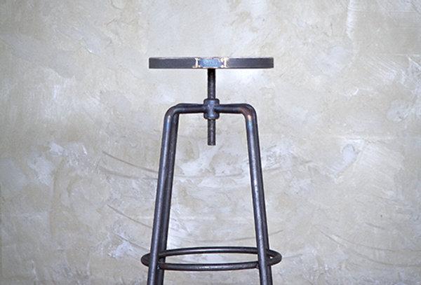 The iron stool