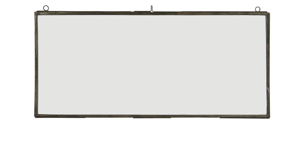 Elegant glass frame - länglich