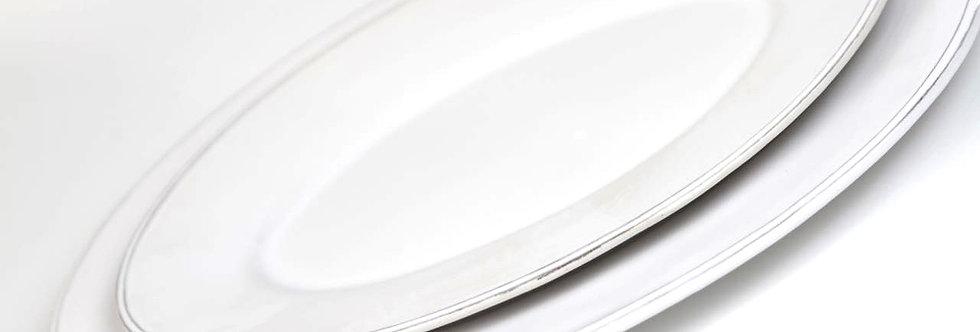 Design-Servierplatte klein - Constance - Oval