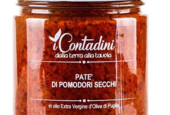 Paté di Pomodori secchi in olio d'oliva - i Contadini