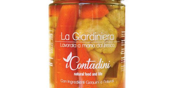La Giardiniera agrodolce (süsssauer) large - i Contadini