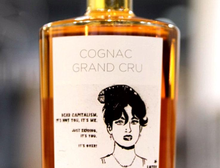 Cognac Grand Cru Selection - Dear capitalism ... it's over