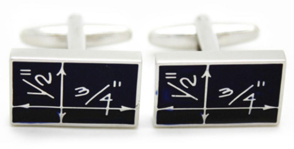 cufflinks cartesian axis