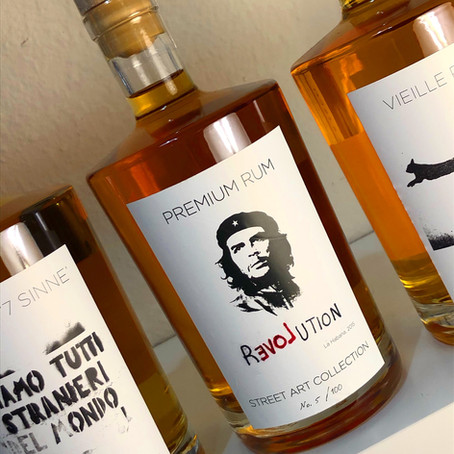 New Street Art Collection - Special Rum!