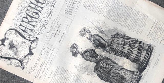 Margherita - 8 April 1883