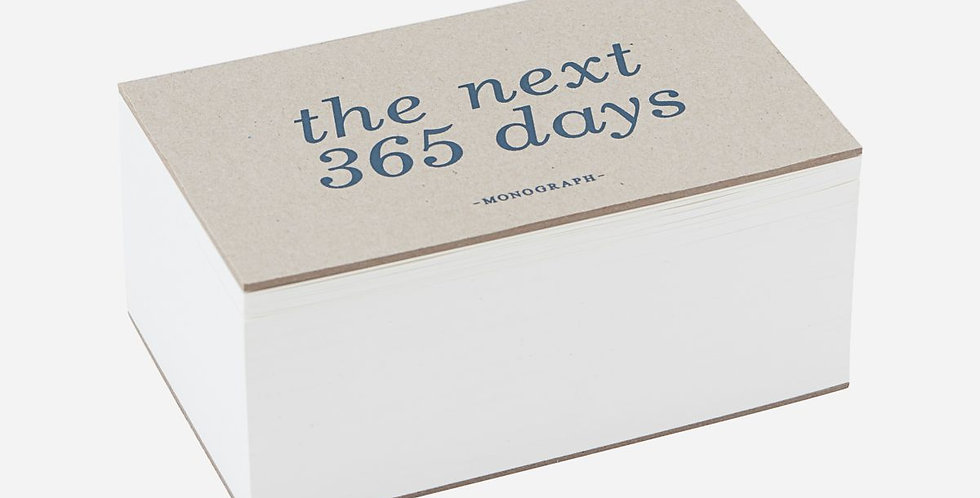365 days ahead - Year Planner