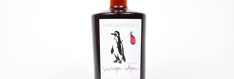 Zürcher Röteli - Winter edition