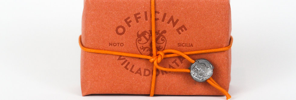 Zagara di Sicilia - feinste handgemachte Seife - Officine Villadorata