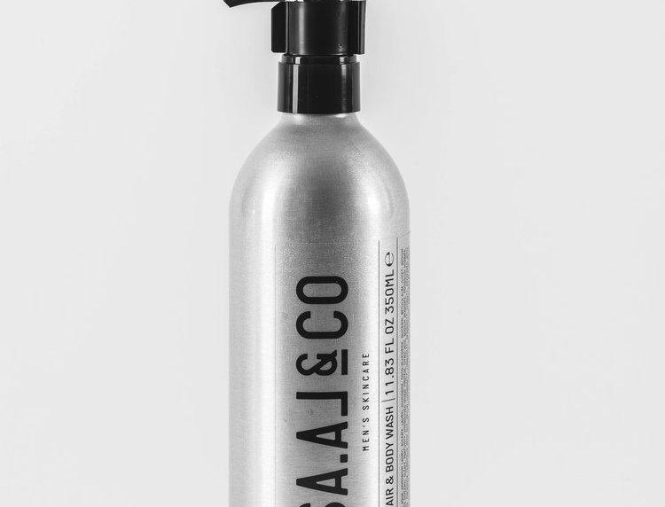 SA.AL & CO. - Hair and Body Wash