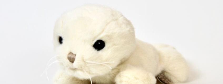 Robbe klein weiss (20 cm)