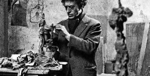 Alberto Giacometti, Magazine #59, Edition 4