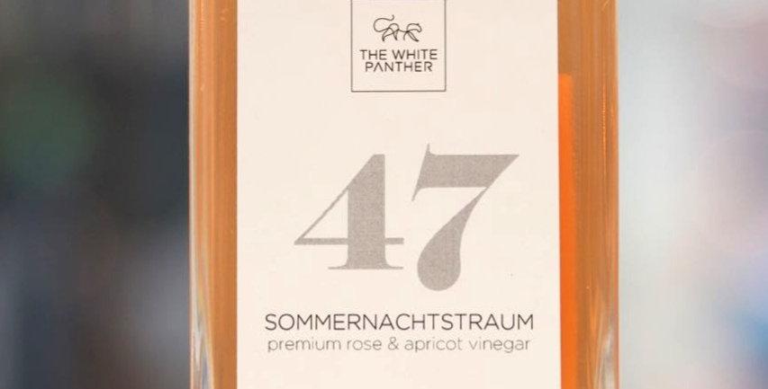 Vinegar no. 47 - Sommernachtstraum (Rose & Marille)