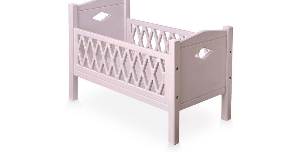 Bettchen für Puppen & Kuscheltiere - Cam Cam - Pink