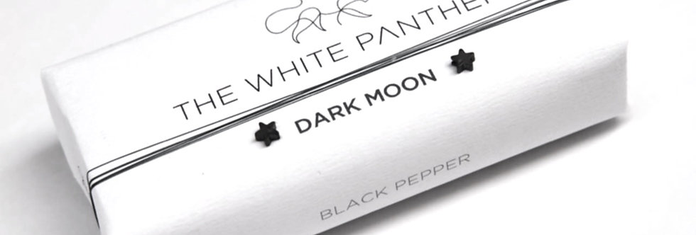 Dark Moon II- Naturseife - Black pepper