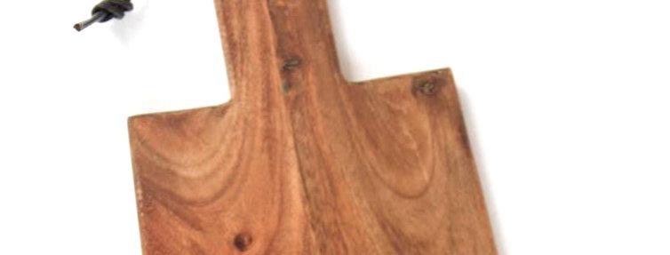 Design-Holz-Schneidebrett 'Acacia'