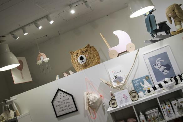 flagship store children's corner