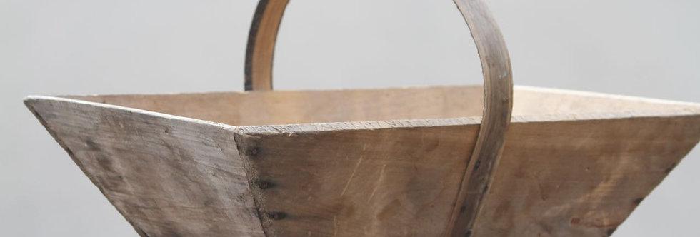 Panier vendange - Weinlese-Korb aus Südfrankreich