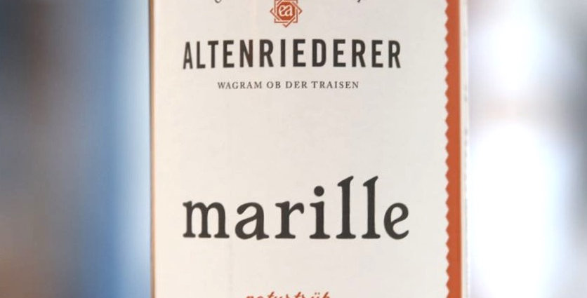 Marille (Aprikosennektar naturtrüb) - Altenriederer -  0.75