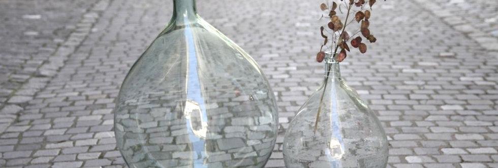 Grande Dame - Vintage Flaschenvase aus Frankreich