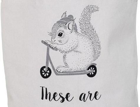 Eichhörnchen-Sack für...
