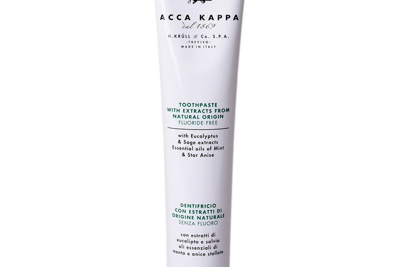 Acca Kappa - Natural Extracts - Premium Toothpaste