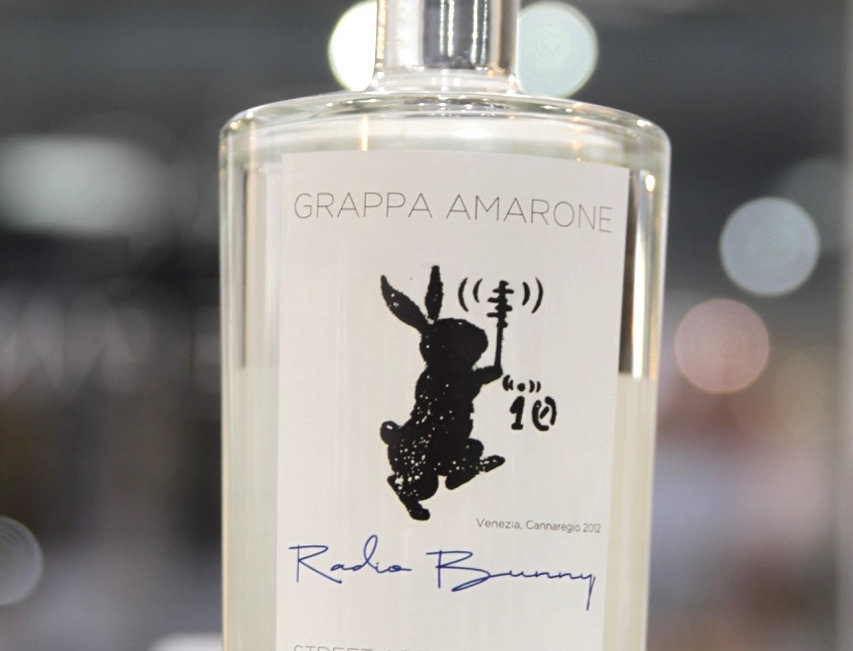 Grappa Amarone - Radio Bunny 10
