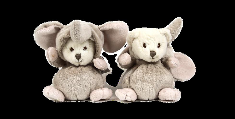 "Kuschelbär - Ziggy bear ""Elephant"""