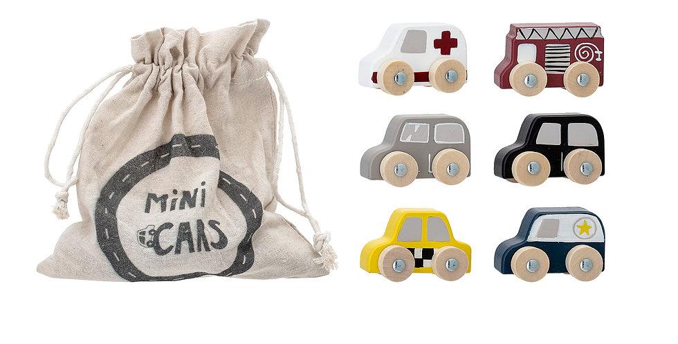 Holz Autos Set - Mini Cars!