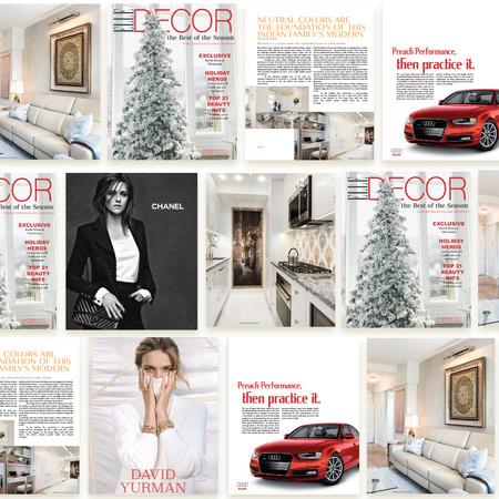 Redesigned Magazine