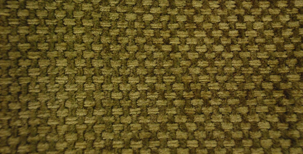 Gray Brown Solid Wide Weave Textured Fabric