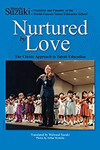 Nurtured by Love, Suzuki - Parent Reading