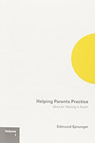 Helping Parents Practice, Ideas for making it easier - Parent Reading Source