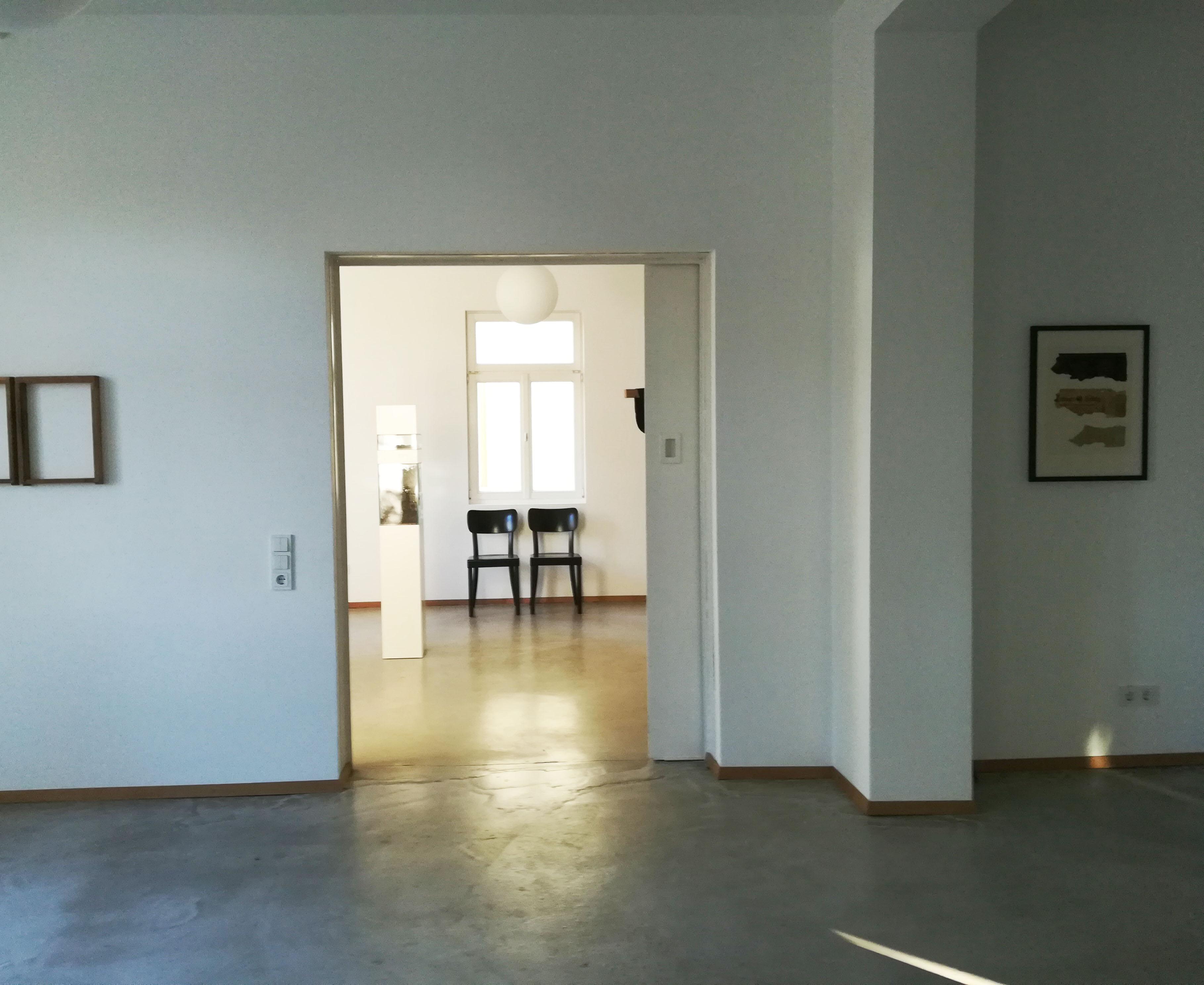 Kleiner Ausstellungsraum, trennbar