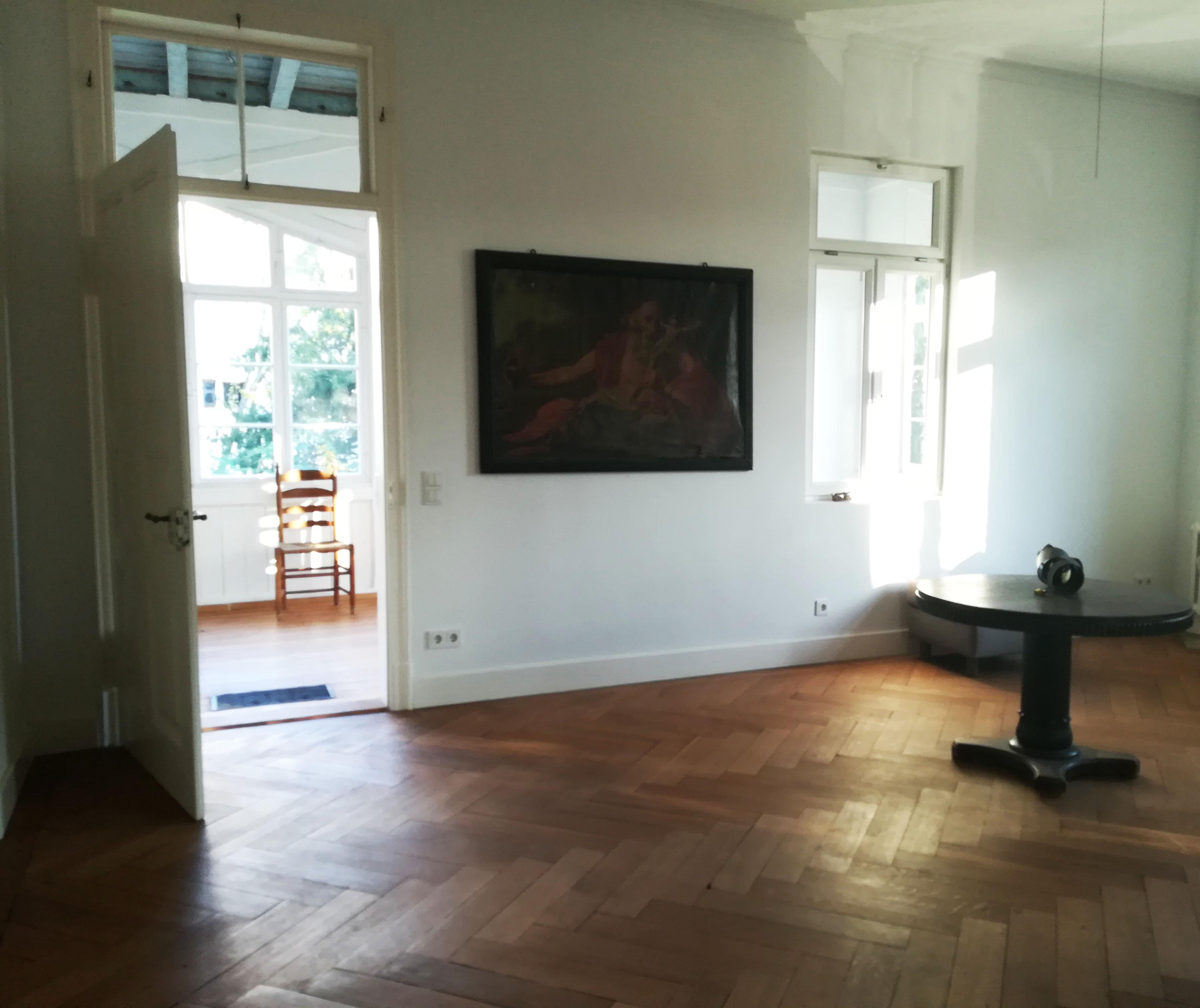 Zimmer 1 mit Zugang zum Wintergarten