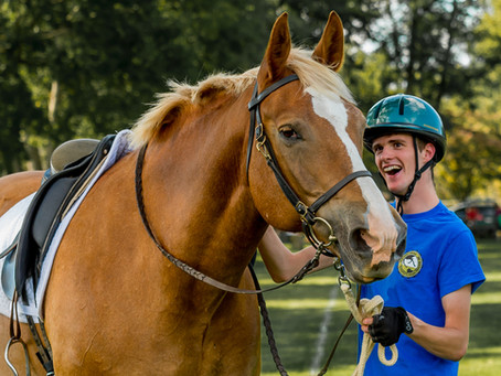 NVTRP Featured in New Equine Therapy Database