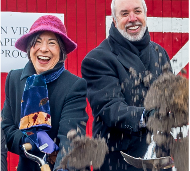 Jean Edelman to Join Northern Virginia Therapeutic Riding Program Board of Directors