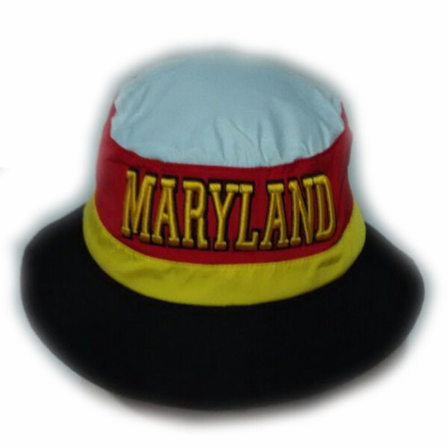 982049b8e73f1 ... cheapest bucket hat maryland flag colors 01608 3a3d5