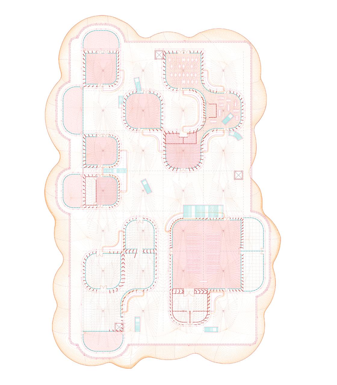 Guggenheim plan 1f