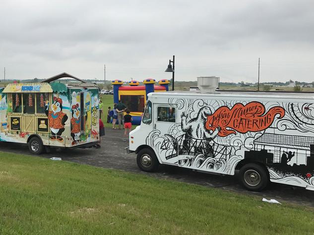 Food Trucks at Friedman Park