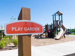 Play Garden Sign
