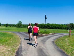Jogging Path at Friedman Park