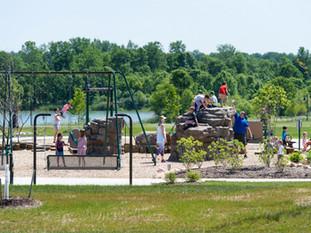 Busy Play Garden at Friedman Park